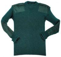 Тактический свитер Бельгия, зеленый, размер 42