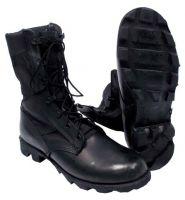 Армейские оригинальные ботинки Jungle Boots США, чёрные