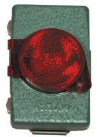 Двухцветный армейский фонарь