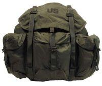 """Оригинальный рюкзак США """"Alice bag"""" большой с металлической рамой"""